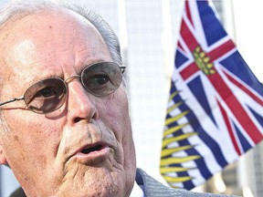 Former B.C. premier Bill Vander Zalm tried and failed to hold on to government with recall legislation. But later successfully used the citizens' initiative rules to fight the Harmonized Sales Tax in B.C.