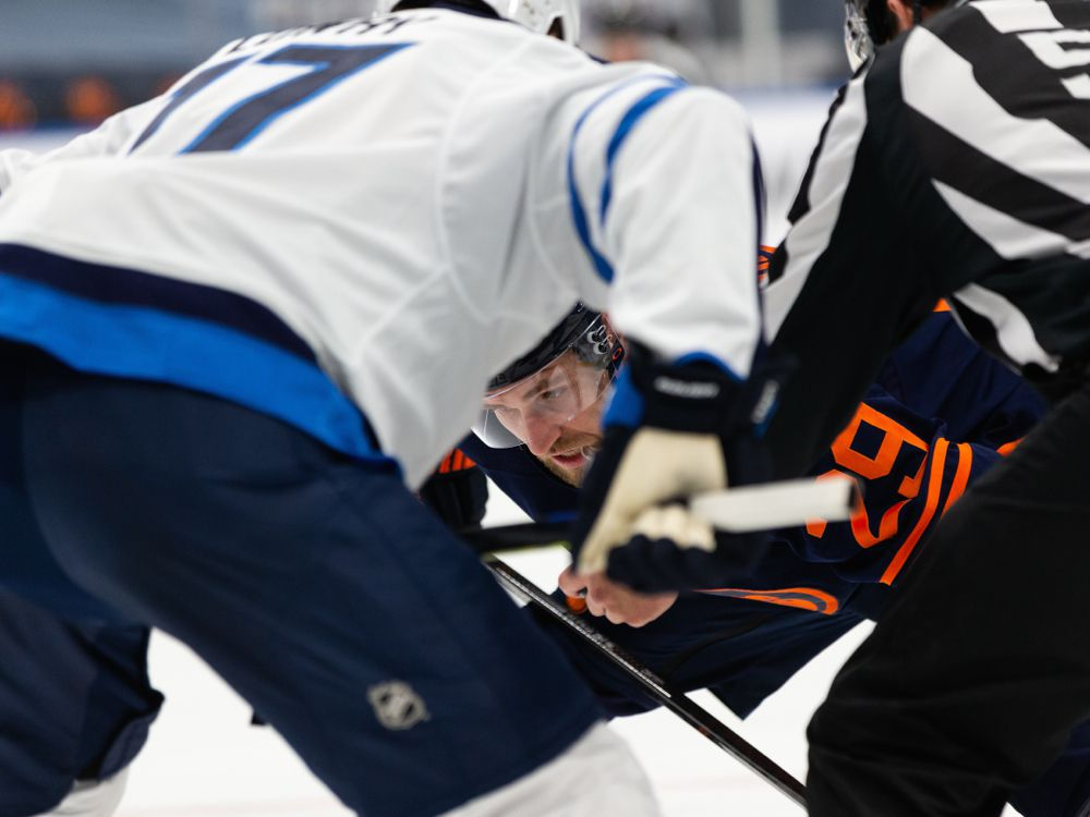 Overtime loss sees Edmonton Oilers fall behind 0-2 to Jets in series