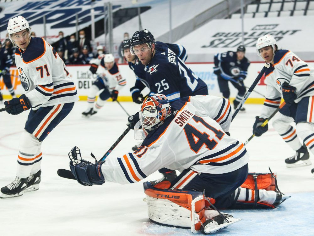 Hard to believe the Edmonton Oilers were in position to be eliminated