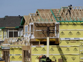 Edmonton's average price is expected to be more modest this year, growing by as much as 4.7 per cent over 2020 to about $389,000, says CMHC.