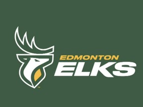 CFL team Edmonton Elks reveal the name and logo on June 1, 2021