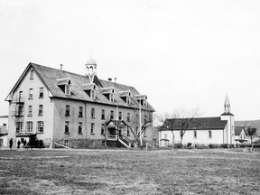 Marieval Indian Residential School was founded and operated by the Roman Catholic Church beginning in 1899 until the federal government took over in 1969. The Cowessess First Nation took control in 1987 until it was closed in 1997.
