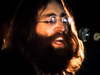 John Lennon performs at the Toronto Rock and Roll Revival in 1969.