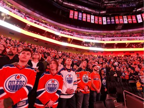 The Oilers Entertainment Group will require proof of COVID-19 vaccination or a negative test within 48 hours at all Rogers Place events starting with the Oilers first pre-season game Sept. 28.