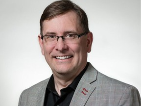 Dr. Spencer Gibson has been named the inaugural Dianne and Irving Kipnes Chair in Lymphatic Disorders at the University of Alberta. Supplied photo.