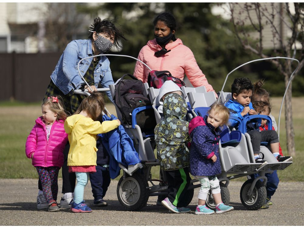 Opinion: Child care should be a priority in Edmonton's civic election