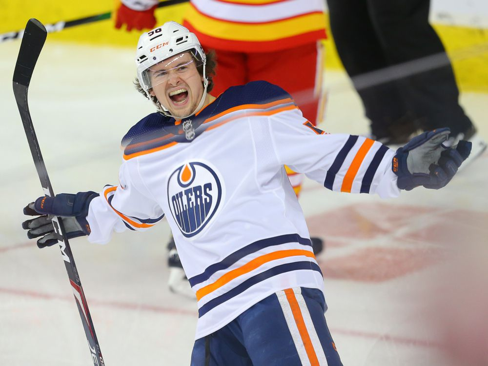 All systems go? Yes. Edmonton Oilers sign Kailer Yamamoto to a one-year deal