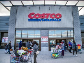 Retail giant Costco operates 813 warehouses globally and 105 acrossCanada. CIBC is to become exclusive issuer of Coscto Mastercards in Canada next year.