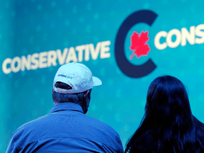 """""""Among a lot of new Canadian communities, the (Conservative) party has taken on serious brand damage over the years, and repairing that damage is not something that's going to happen overnight."""""""