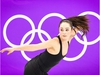 Canadian figure skater Kaetlyn Osmond practises at Gangneung Ice Arena ahead of the women figure skating competition of the Pyeongchang 2018 Winter Olympic Games on February 8, 2018. / AFP PHOTO / Mladen ANTONOVMLADEN ANTONOV/AFP/Getty Images