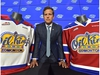 Kirt Hill has been named the new President of Hockey Operations and General Manager for the Edmonton Oil Kings during a news conference at Roger Place in Edmonton, June 27, 2018. Ed Kaiser/Postmedia