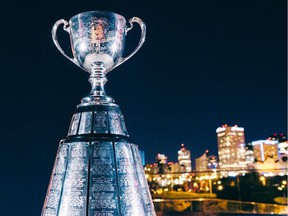 The Grey Cup Festival runs Nov. 21 to Nov. 25 in Edmonton.