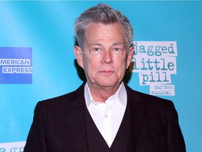 Opening night for Jagged Little Pill The Musical at the Broadhurst Theatre - Arrivals.  Featuring: David Foster Where: New York, New York, United States When: 06 Dec 2019 Credit: Joseph Marzullo/WENN.com ORG XMIT: wenn37468423