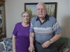 Conrad and Evelyn Riise of Stony Plain have been married over 60 years on February 13, 2020. Photo by Shaughn Butts / Postmedia