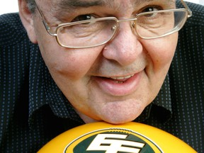 Longtime Postmedia sports columnist Terry Jones has literally written the book on the history of the Edmonton Eskimos, who appear to be starting a new chapter with a different nickname.