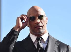 """The XFL, owned in part by Dwayne (The Rock) Johnson, has been talking with the CFL over """"collaboration."""" What that means in the coming months remains to be seen.Getty images"""