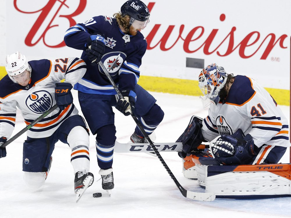 OILERS NOTES: Smith and Fleury have been elite goalies this season