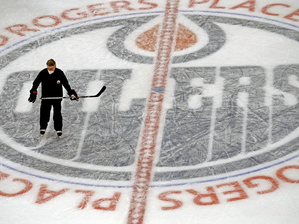 THIS IS NOT A DRILL: Edmonton Oilers finally get a game