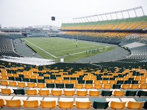 Commonwealth Stadium is not currently in the process of looking to require vaccine passports for fans to get into the stands, like in seven of the other eight Canadian Football League markets.The stadium remains closed and the entire Edmonton Elks roster is currently isolating separately after nine players tested positive for COVID-19 since Sunday.