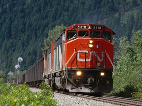 Handout: Canadian National Railway