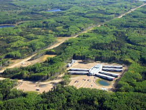 Statoil's Leismer Lodge is more than 150 kilometres from Fort McMurray.