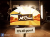 Based on three principles — easy to understand ingredients, nutritional quality and good flavour — McCain's It's All Good program involved a retooling of the company's product portfolio.
