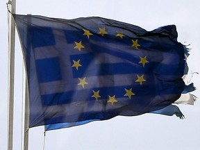 If Greece hopes for an eventual recovery, it must leave the euro, argues Allister Heath.