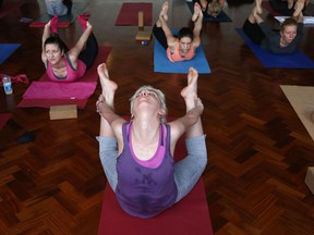 Tim P. Whitby/Getty Images for lululemon athletica