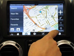 BlackBerry's software for in-car navigation and entertainment systems is used in more than 60 million vehicles