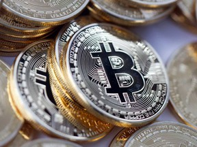 Bitcoin and its blockchain are becoming more widely used.