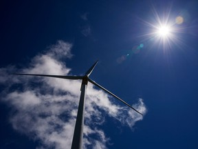 Canada's renewable energy capacity is expected to grow at 10 per cent a year.