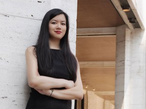 Tiffany Pham, founder of Mogul, an information-sharing platform for women that helps fulfill a mentorship and information-sharing void.