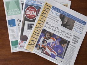 Postmedia Network Canada Corp. has received court approval to hold a meeting with investors to approve the company's proposed new capital structure