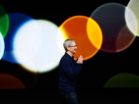 """BMO Capital Market says there were no surprises during Apple's announcement on Thursday, but the changes should be """"good enough"""" to continue to spur growth in the user base."""