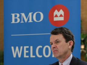 BMO's Frank Techar during an interview.