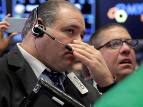 North American markets look set for a slightly higher open.