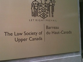 The Law Society of Upper Canada regulates the legal profession in Ontario