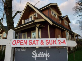 The Vancouver housing market continues to show signs of strain with only 444 detached homes selling in January and prices down more than six per cent in the past six months.