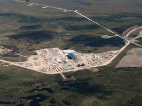 Without the Victor mine in the James Bay lowlands, De Beers Canada has just one producing diamond mine in the country.