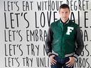 Freshii Founder and President Matthew Corrin wants to team up with Subway.