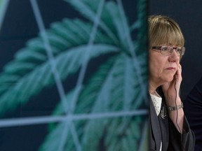 """""""We didn't want all those people excluded automatically from the possibility of participating in some way,"""" Anne McLellan, now a senior advisor at Bennett Jones LLP, said."""