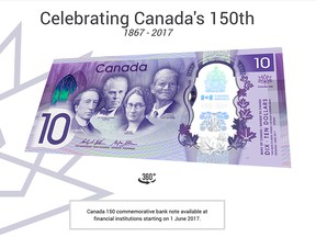 The website for the new $10 bill.