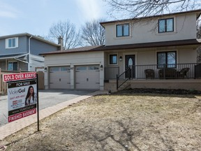 Data from the Toronto Real Estate Board this month showed prices in Canada's largest city were up 33 per cent in March from a year ago.