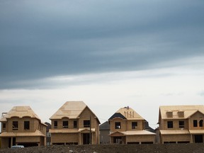 Just because Canada escapes a U.S.-style crash when the housing bubble bursts doesn't mean the economy won't get hurt in the fallout.