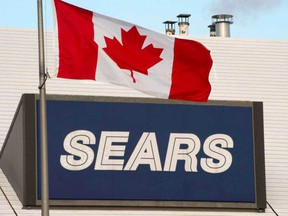 Sears Canada today said estimated cash flows from operations were not expected to be enough to meet obligations over the next 12 months.