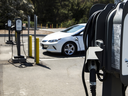The new charging stations will be equipped to use Level 3 chargers, which typically use a 480-volt system that can fully charge electric vehicles in about 30 minutes.