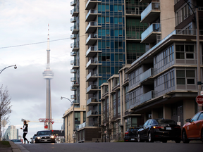 Ontario has become increasingly dependent on the real estate sector, particularly the hot condo market in Toronto.