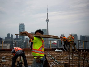 Canada's real GDP growth for 2017 is quickly approaching an 18-year high.