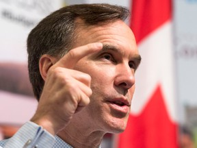 """Last month, Finance Minister Bill Morneau issued a package of tax proposals, saying he wanted to close tax """"loopholes"""" being used by the wealthiest Canadians."""