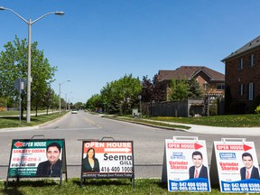 Realtors' ranks in Canada's largest city and hottest housing market have surged 77 per cent since 2008 to more than 48,000 - nearly 10 times the pace of Canadian job growth.